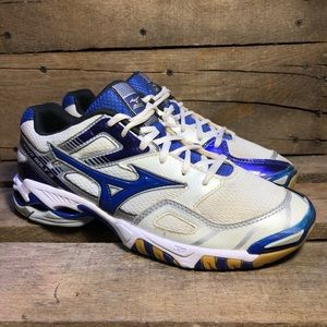 Mizuno Wave Bolt 3 Blue Volleyball Shoes